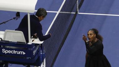 Serena Williams wraca do afery z US Open.