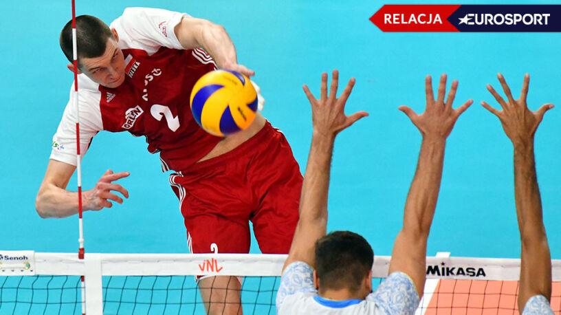 Final Six Ligi Narodów. Polska - Brazylia [RELACJA]