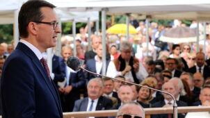 Premier na Jasnej Górze: jesteśmy na drodze ku lepszej, sprawiedliwej, wielkiej Polsce