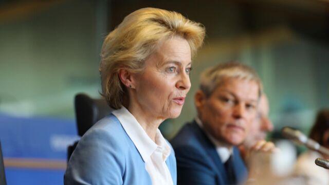 Von der Leyen zapowiada większą stanowczość w sprawie praworządności