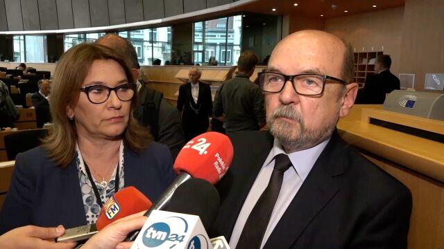 Szydło przegrała głosowanie  w europarlamencie. Nie zostanie szefowąkomisji