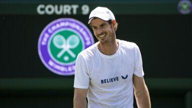 Murray wierzy w powrót na szczyt.