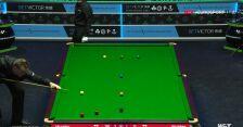 Setka Murphy'ego w 4. frejmie starcia z Waldenem w ćwierćfinale Northern Ireland Open