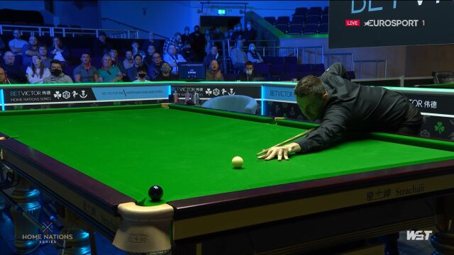 Selby pokonał Yupenga w 1. rundzie Northern Ireland Open