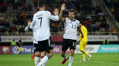 Niemcy awansowali na mundial jako pierwsi. Potknięcie wicemistrzów świata