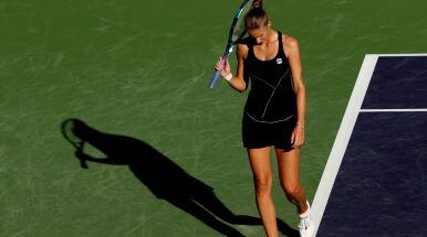 Najwyżej rozstawiona przegrała w Indian Wells. Szansa dla Świątek
