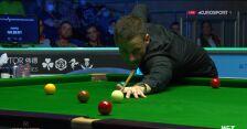 Gilbert wygrał 2. frejma w starciu z Higginsem w ćwierćfinale Northern Ireland Open