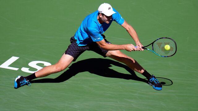 Hurkacz poznał rywala w ćwierćfinale Indian Wells