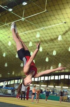 Nastolatka dostała rekomendację od Polskiego Związku Akrobatyki Sportowej.