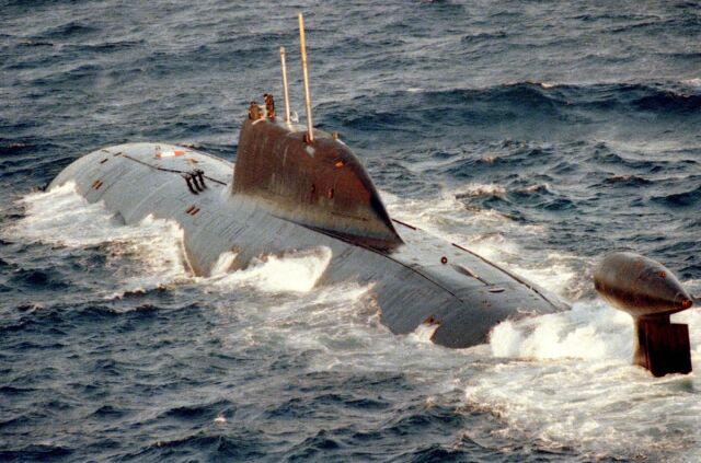 Rosja wypożycza atomowy okręt podwodny