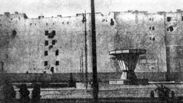 Ruszy karuzela pod murami getta