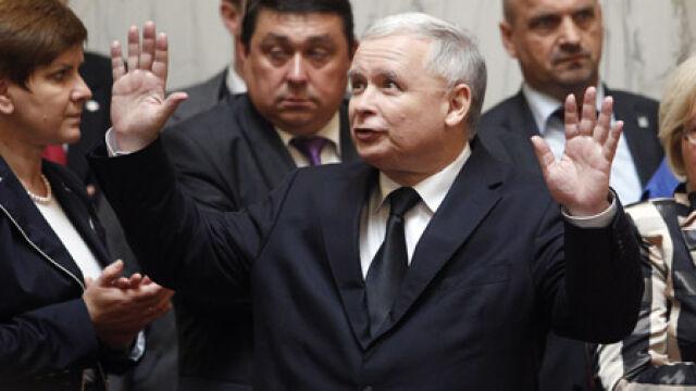 """Zakamuflowana oberiba, tomata i sznitloch"" dla szefa PiS"