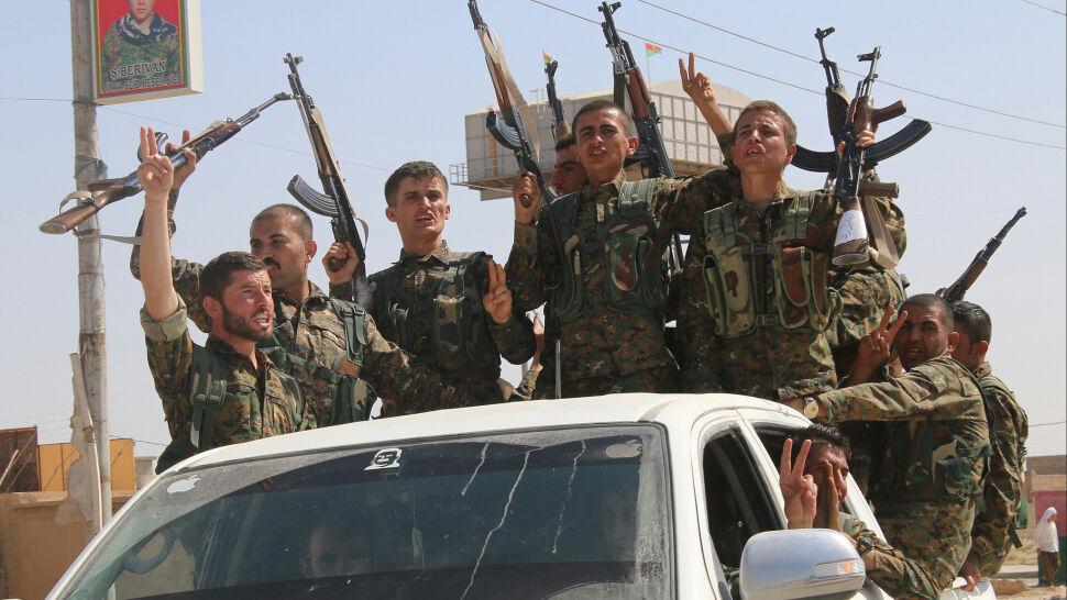 """""""Ostatnia bitwa"""" z tzw. Państwem Islamskim. """"Świat ogłosi wkrótce zwycięstwo"""""""