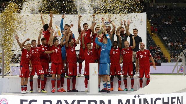 Konkurencja wydała miliony. Bayern i tak faworytem