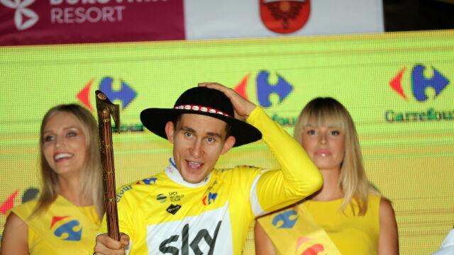 """Taktyczna rozgrywka na koniec Tour de Pologne. """"Nie chciałem przegrać. Po prostu nie mogłem"""""""