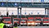 Brudziński dziękuje strażakom