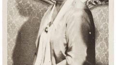 Aleksandra Piłsudska. Fotografia z 1930 roku