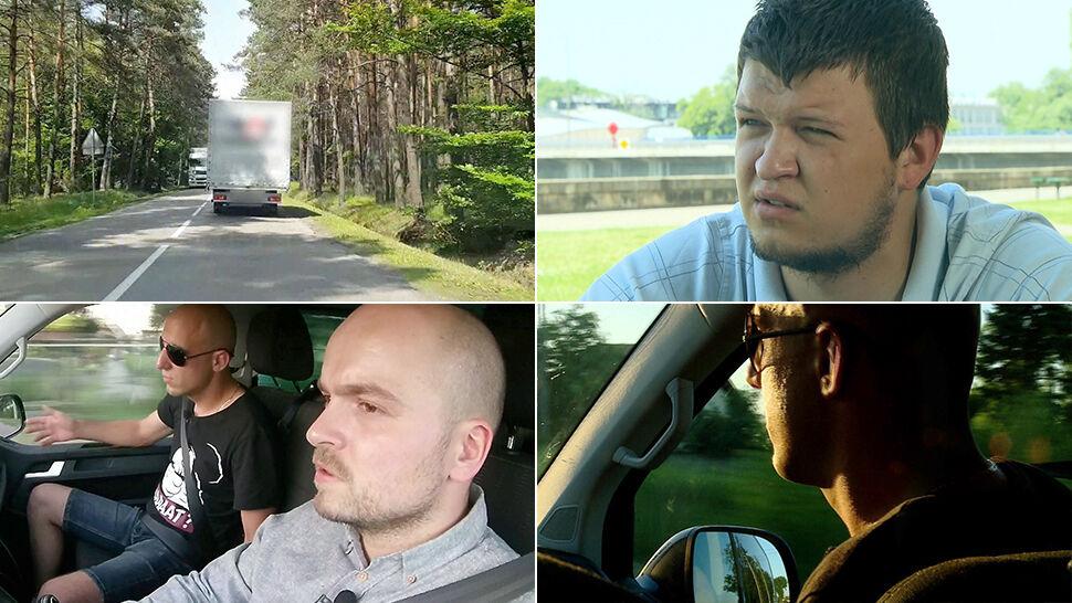 Bez snu, niesprawnymi autami, tysiące kilometrów. Ukraińcy w polskich firmach przewozowych