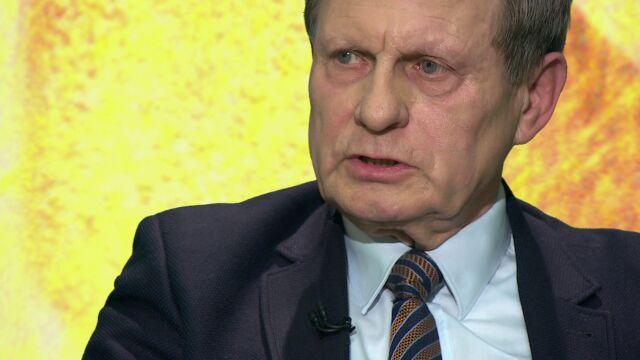 Balcerowicz: w żadnej zachodniej demokracji nie ma takiej skali zmian kadrowych jak w Polsce