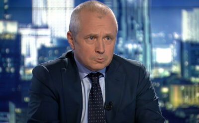 "Jacek Dubois w ""Faktach po Faktach"""