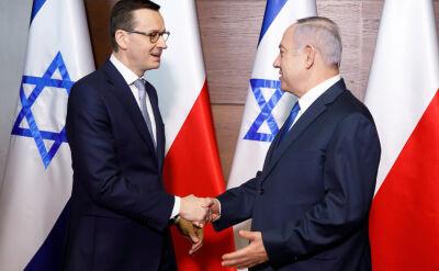 Bielan: nam nie zależy na konflikcie z Izraelem