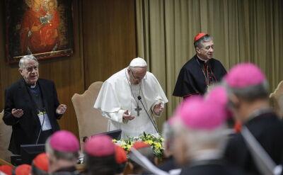 Drugi dzień szczytu w Watykanie