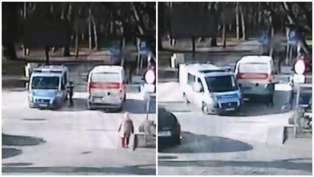 Szybka reakcja chłopca uratowała mężczyznę. Teraz dziecka szuka policja