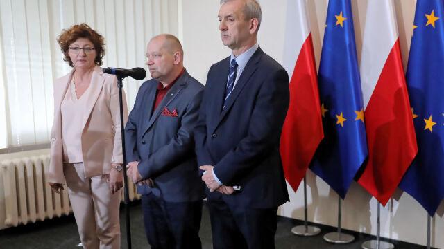 Sławomir Wittkowicz: oferta rządu jest prowokacją