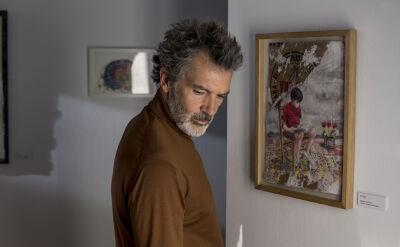 """Ból i blask"" reż. Pedro Almodovar"