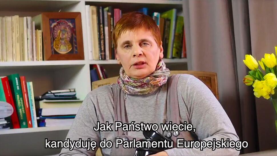 """Janina Ochojska ma nowotwór piersi. """"Nie badałam się przez trzy lata"""""""
