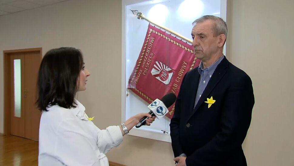 Broniarz odpowiada na apel premiera: potrafimy sami myśleć i decydować o sobie