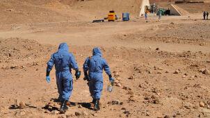 Izraelskie źródła: Asad ma jeszcze kilka ton broni chemicznej