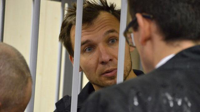 Dziemianczuk pozostanie w rosyjskim areszcie