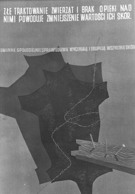 Plakaty Propagandowe Z Głębokiego Prl U