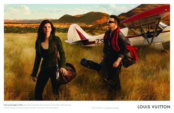 Bono i jego żona, Ali Hewson