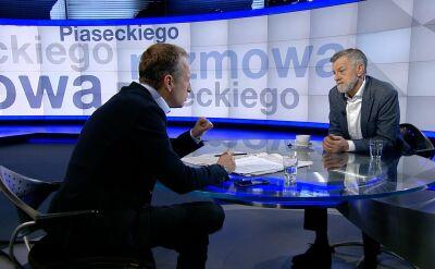 Zybertowicz: mam jeden żal do Ministerstwa Sprawiedliwości