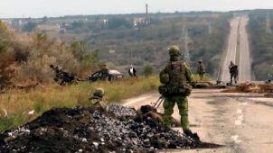 Ukraina mówi o tysiącach zabitych.