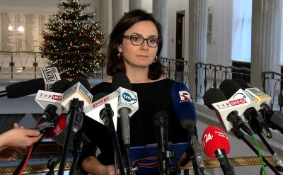 Kamila Gasiuk-Pihowicz o propozycjach PiS ws. zmian w sądownictwie