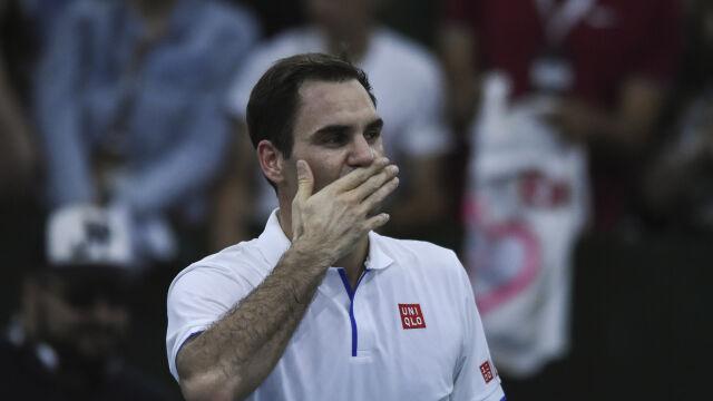 """Federer przejął się odwołanym meczem. """"Byłem załamany"""""""