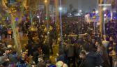 Katalońscy separatyści starli się z policją podczas El Clasico