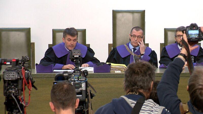 Coraz więcej postępowań dyscyplinarnych wobec sędziów