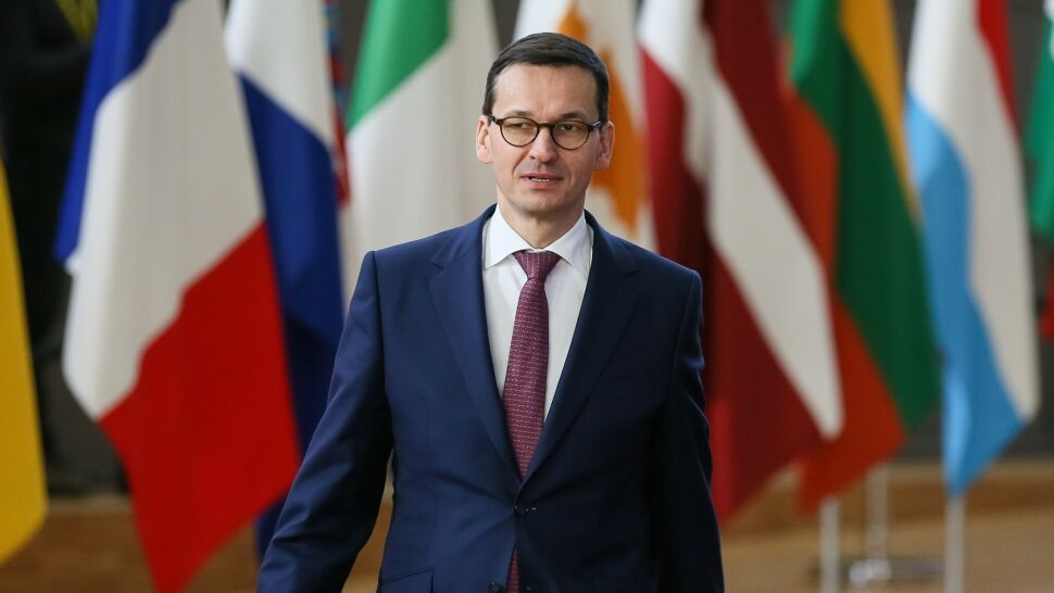 Spotkanie Morawiecki - Juncker