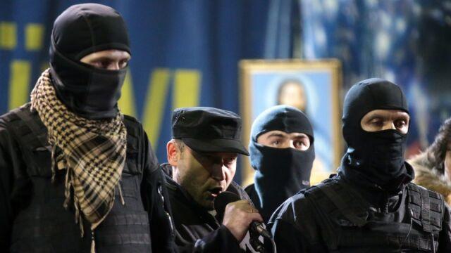 Prawy Sektor na Majdanie
