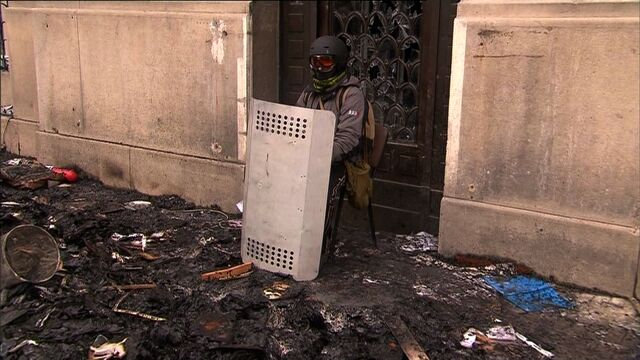 Wydarzenia na Ukrainie w relacjach reporterów TVN24