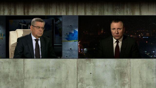 """Prof. Tomasz Nałęcz i Jacek Kurski w """"Tak jest"""""""