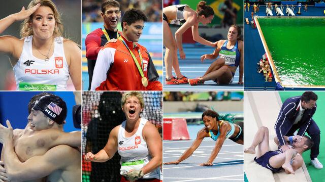 Rio 2016 dostarczyło wielkich emocji