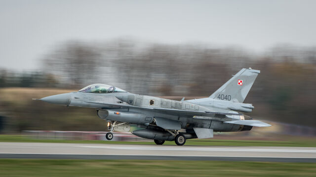 Dwa incydenty w kilka dni. Myśliwce NATO poderwane w trybie alarmowym