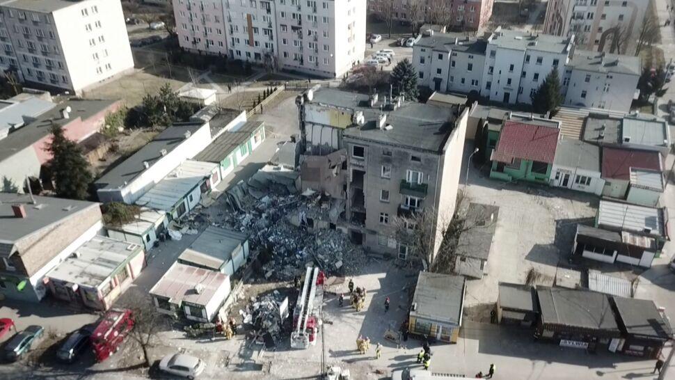Najpierw morderstwo, potem wybuch.  Wszystko, co wiemy o tragedii w Poznaniu