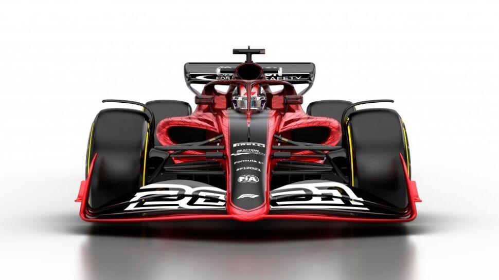 Nowe bolidy w F1 od 2021