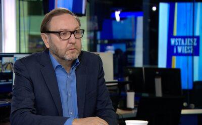 Jacek Kucharczyk: wszystko wskazuje na to, że Banaś zostanie na tym stanowisku